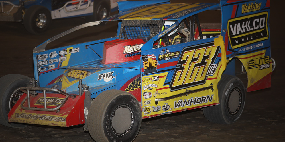 New Egypt Modified Finale Falls To Rain; VanHorn Crowned 2018 Champion