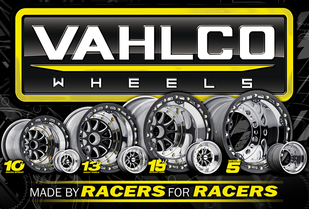 Vahlco Wheels Named Sponsor Of New Egypt Speedway Modified Division