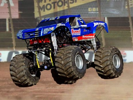 Bigfoot To Highlight Monster Truck Schools Out Summer Smash At New Egypt Speedway