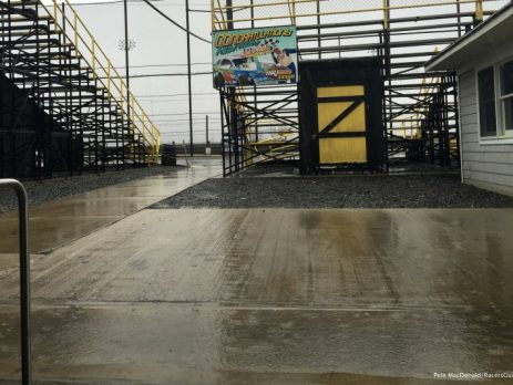 New Egypt, NJ – Due to moisture left over from back-to-back Nor'easter's New Egypt Speedway has been forced to postpone its Open Practice untilFridaynight April 6th. Pit gates will open at3PMfor inspection and practice will run from5-9PM.